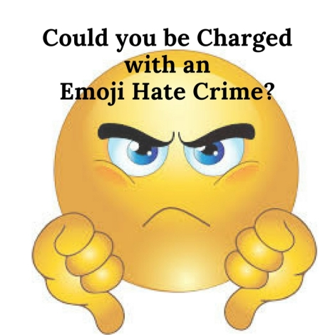 An Emoji Hate Crime?  The Future of The First Amendment